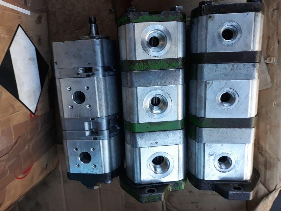 Reparatii pompe hidraulice 2 si 3 sectiuni