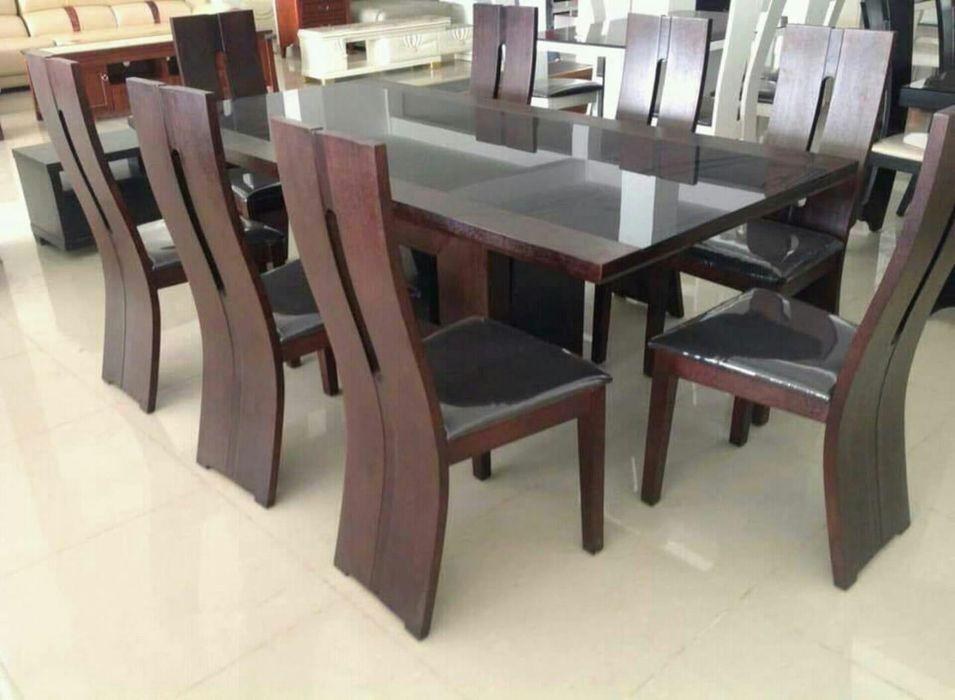 Messa de jantar de 8 Cadeiras A venda Viana - imagem 1
