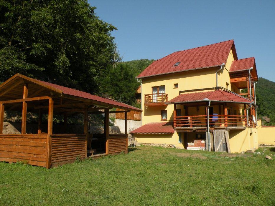 Inchiriez cabana (vila) Moara de Padure (Baisoara)