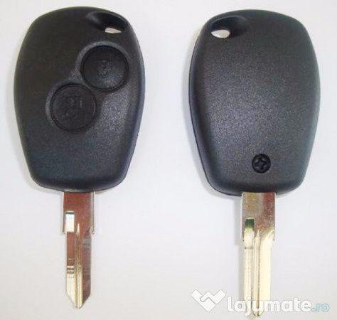 Carcasa cheie auto Dacia Logan, Sandero, Renault Megane, Clio