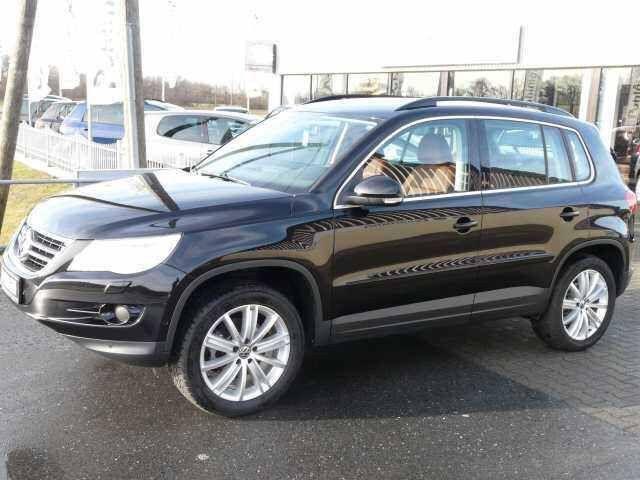 Dezmembrez VW TIGUAN 2008-2012 2.0TDi Sighetu Marmatiei ...