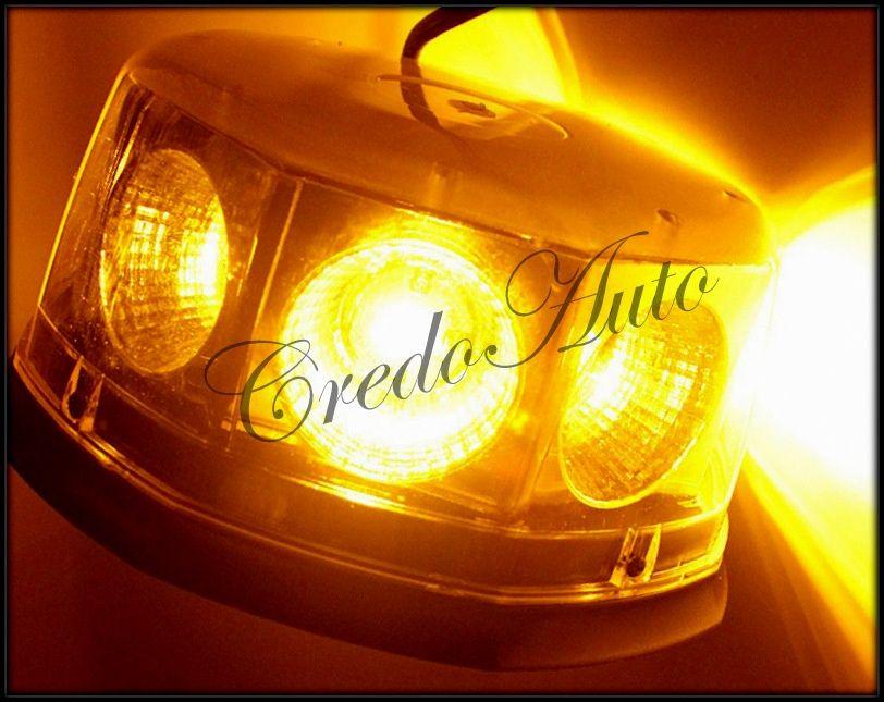 +Видео 40W COB LED Диоден маяк (Сигнални аварийни лампи) Пътна помощ