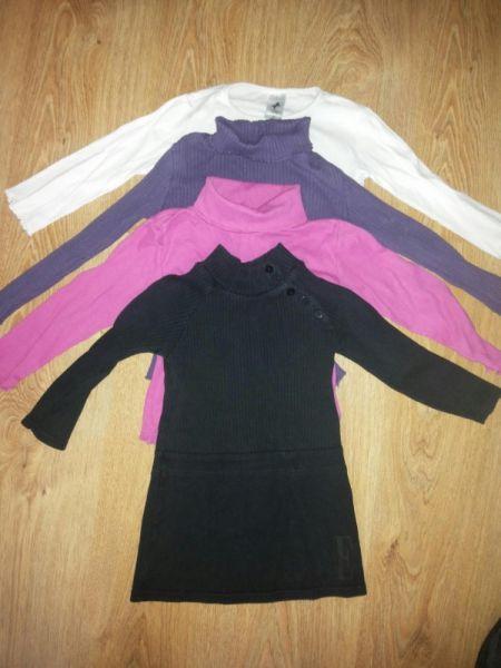 Лот блузки за 2-3г. момиче