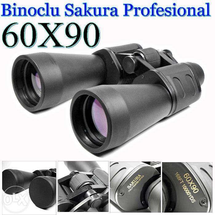 Binoclu Sakura Day and Night Vision, 60x90 OFERTA!