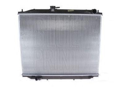 радиатор воден НОВ за Nissan Terrano