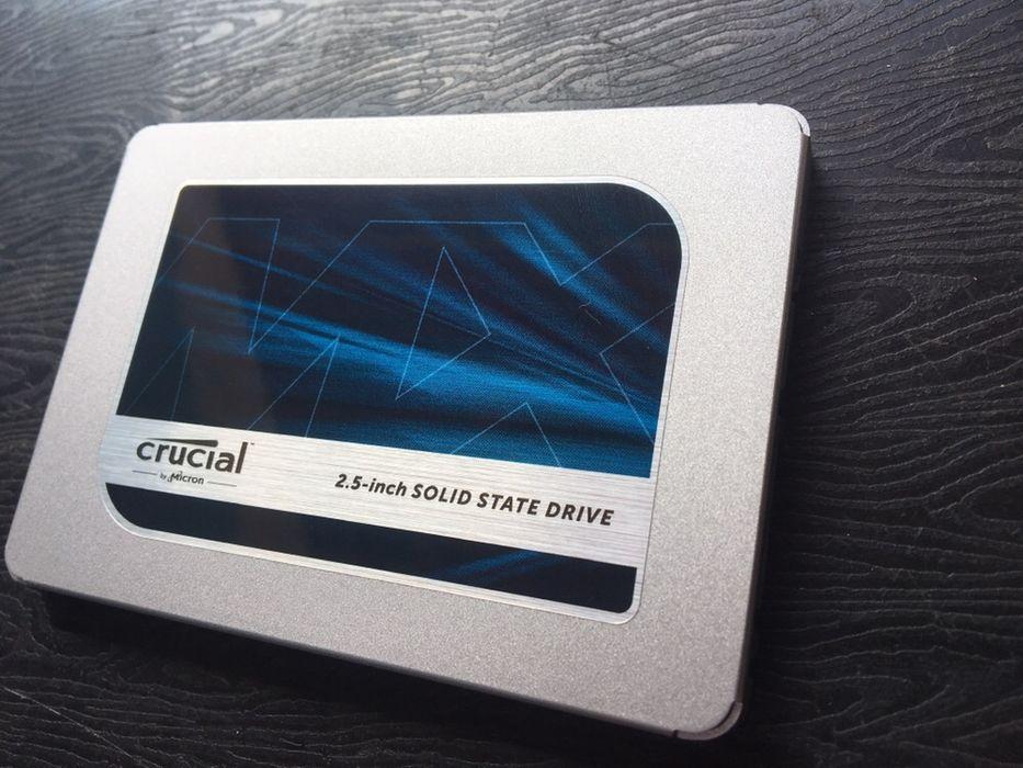 SSD Crucial MX500 2.5 SSD 500Gb
