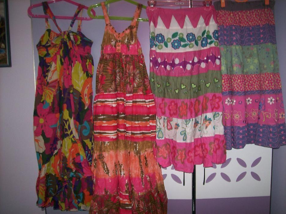 "Рокли и поли ""NEXT"", зимни дрехи - рокли, жилетка, елек и др."