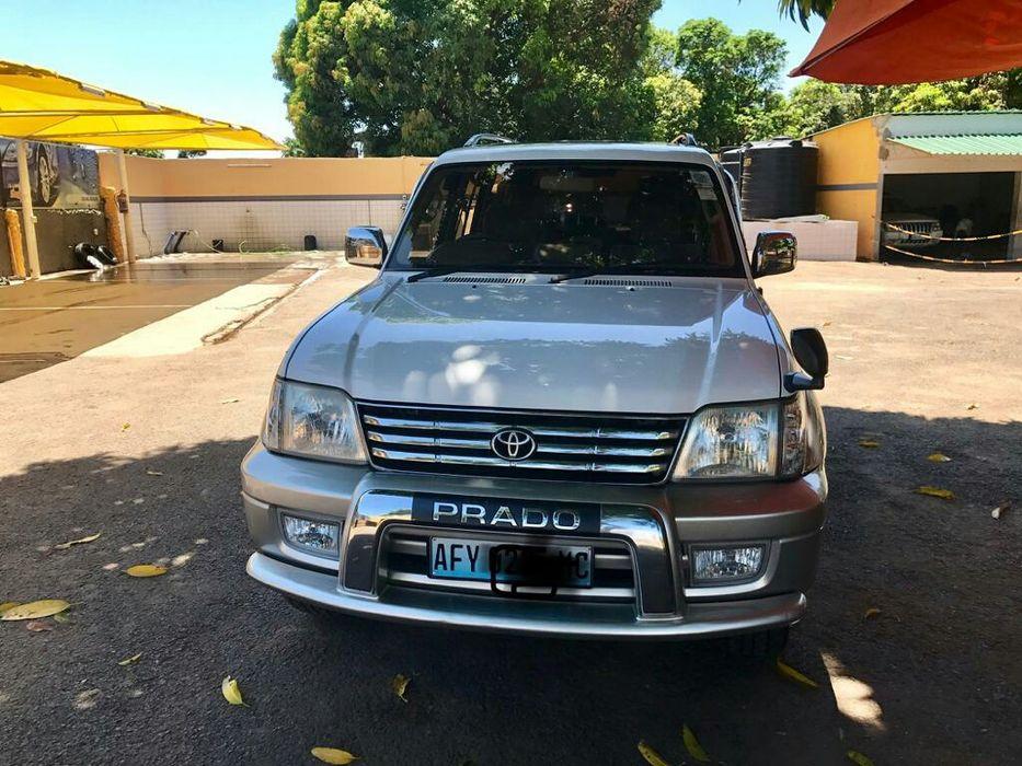 Land cruzer Prado 2.7