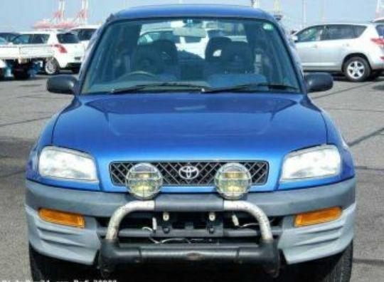 Toyota rav4 desportivo