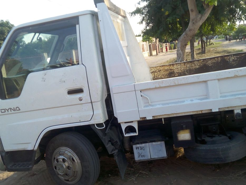 venda se camioneta 2 toneladas motor 15b
