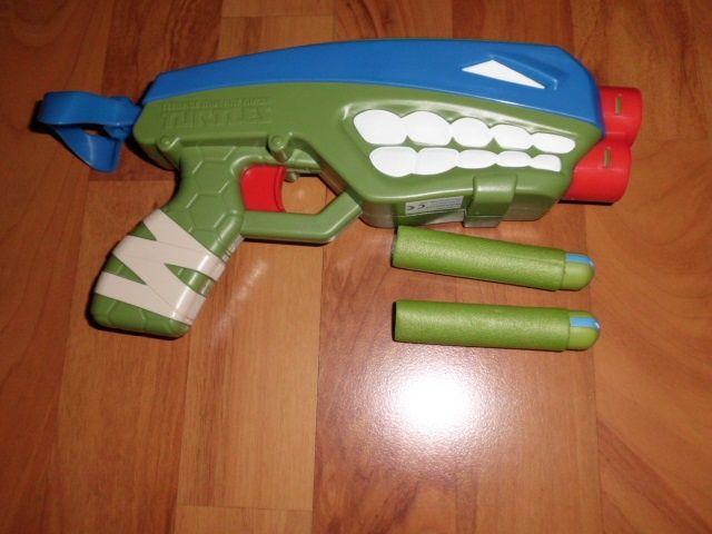 Pistol/arma Testoasele Ninja- Teenage Mutant Ninja Turtles-Playmates