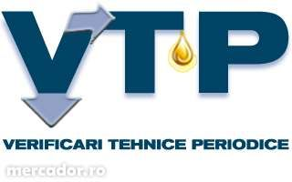 ISCIR (VTP-verificare tehnica periodica) centrale termice 60 RON