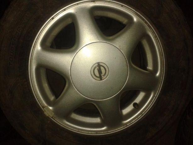 Jante Opel 5x110 R15