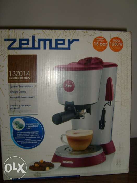 Expresor cafea nefolosit, tip Zelmer 13Z014