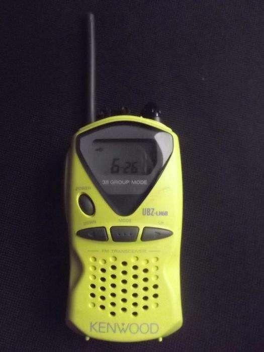 statie radio Kenwood UBZ-LH68