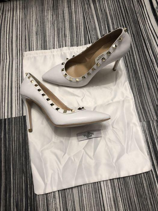 Pantofi Valentino/Poze REALE ! Piele naturală interior exterior!!!