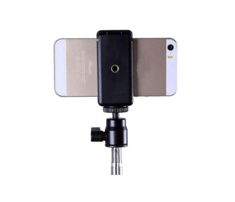 Suport universal telefon adaptor trepied monopied filet 1/4 2 filete