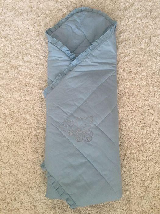 Конверт-одеяло тёплый