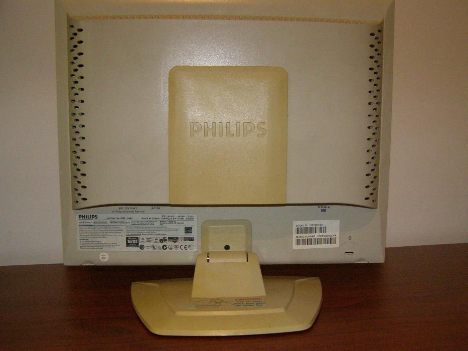 Monitor LCD Philips, 15 inch