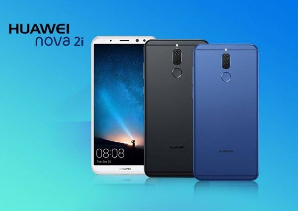 Huawei nova 2i na caixa selado
