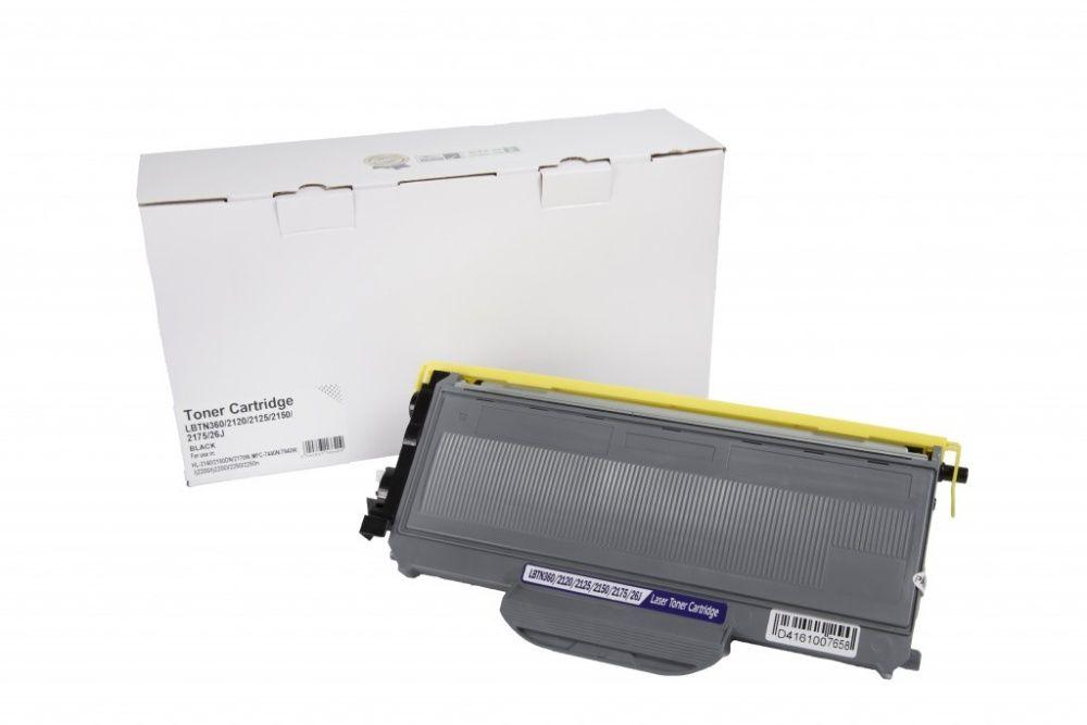 Чисто нови съвместими тонер касети Brother TN-2120 / TN2120