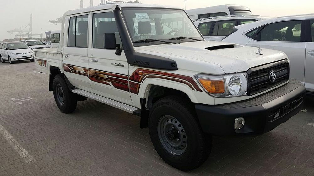 Toyota LandCruiser 0km