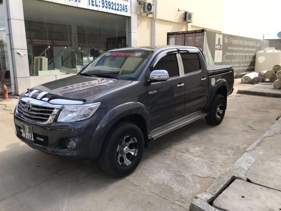 Vendo Toyota hilux diesel motor seco