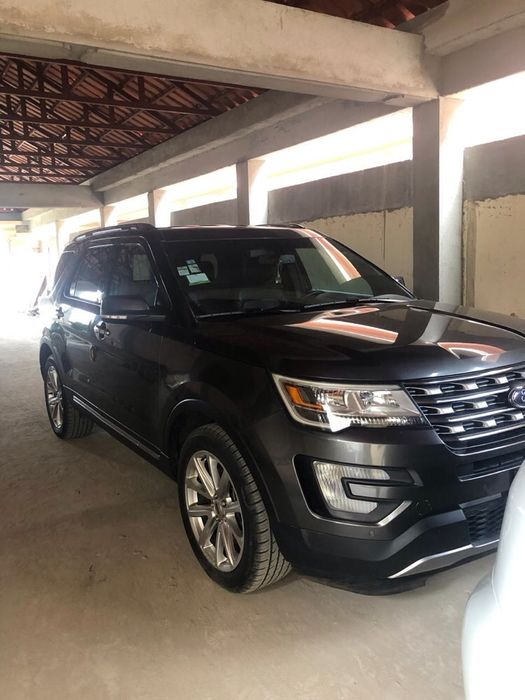 Ford Explorer Limit