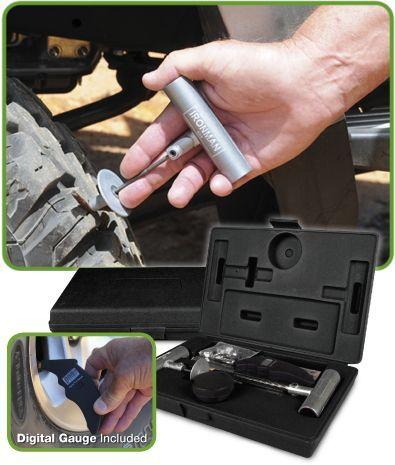 Комплект для быстрого ремонта шин- IRONMAN 4X4