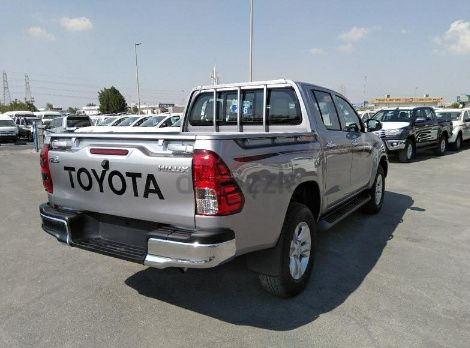 Toyota hilux nova
