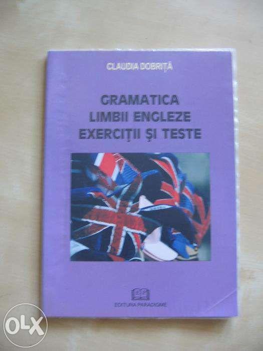 Manuale scolare engleza (ptr liceu)