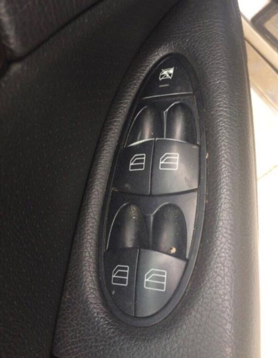 Panou butoane geamuri Mercedes E w211 CLS W219