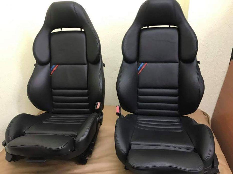 Reconditionare scaune Vadere Bmw e46-Vindem vopsea piele