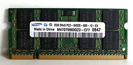 Memorie RAM 2Gb DDR2 800Mhz PC2-6400S SODIMM pentru Laptop Notebook Ne