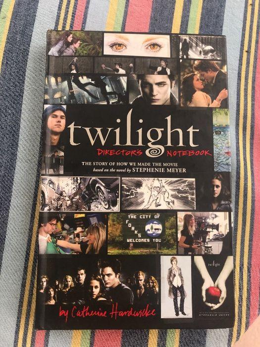 Livro twilight directors