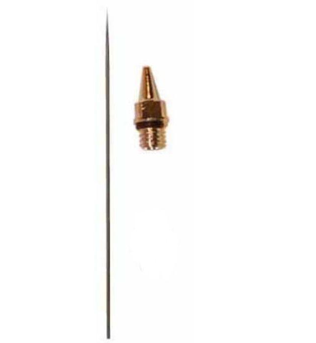 Set ac si duza 0.3mm 0.2mm pentru aerograf