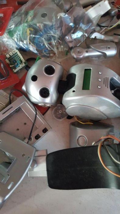 Robot I-DROID 01