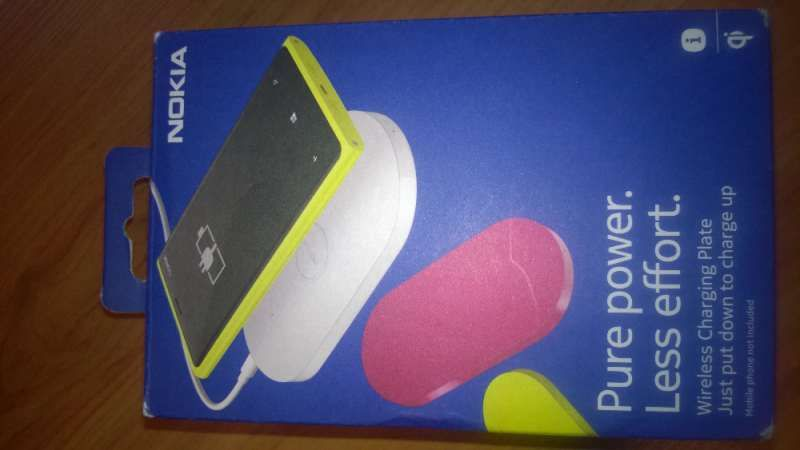 Nokia DT-900 Wireless Charger