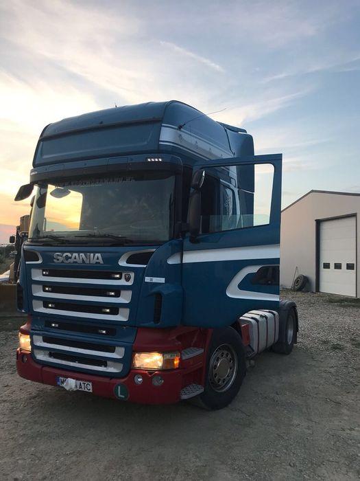Cabina Scania Euro 5