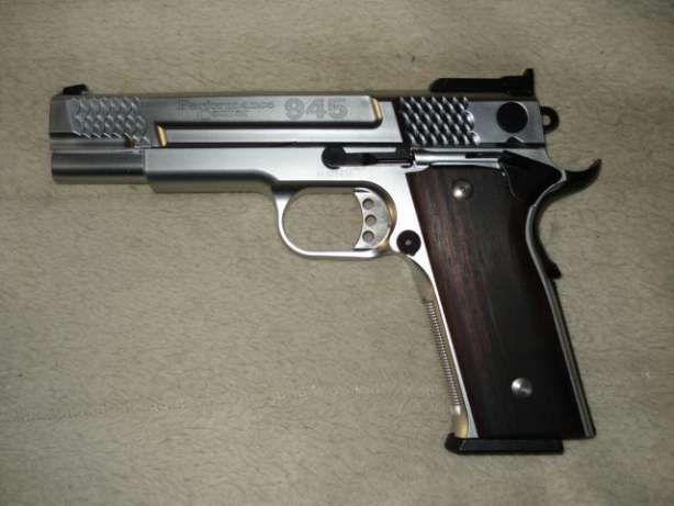 Pistol TOT DIN METAL Semi-Automat Foarte PUTERNIC Gaz Co2Airsoft pusca