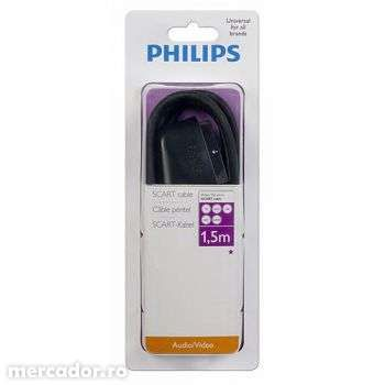 Cablu SCART Philips, 1.5m
