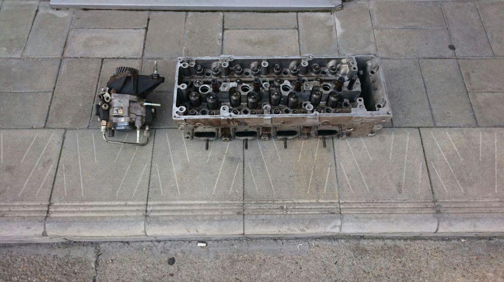 Chiuloasă, pompă inalte, injecție Mitsubishi pajero 3,2 2009