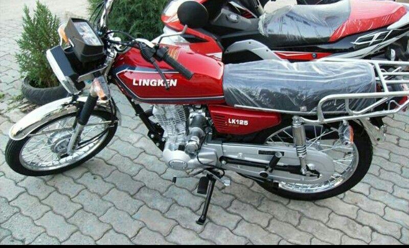Motos Lingken a venda