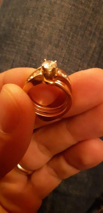 Set verigheta si inel logodna