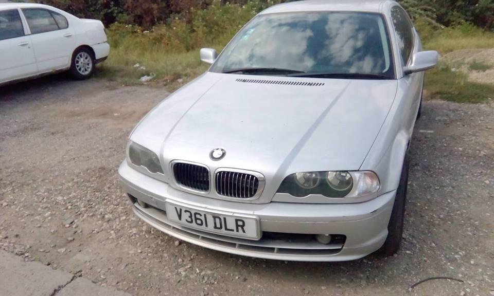 BMW Е46 323 бензин на части Всичко налично купе