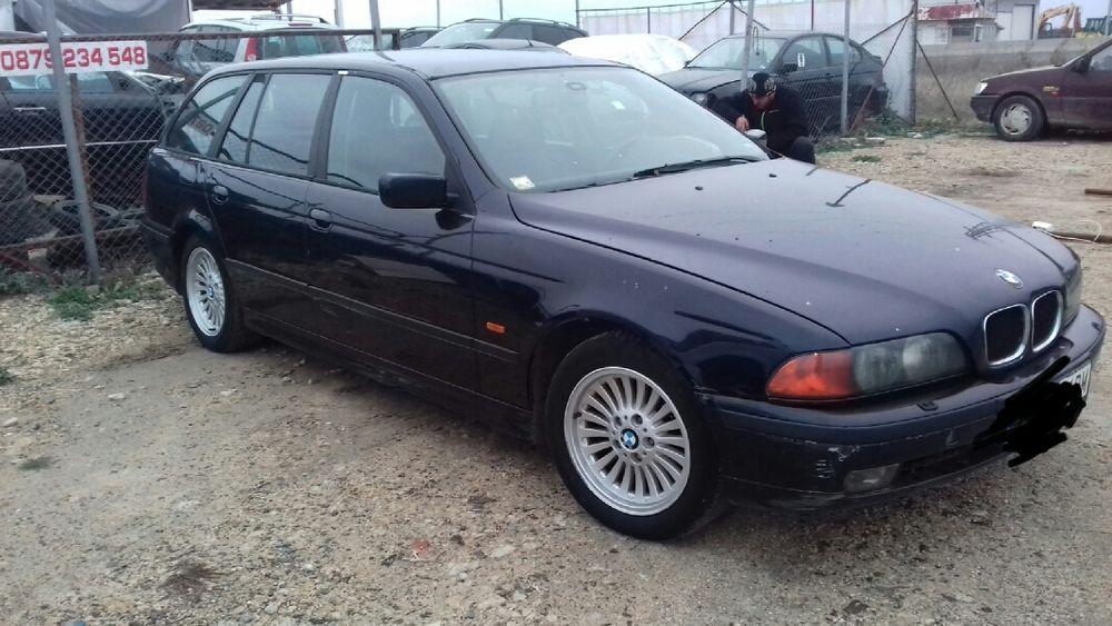 -=НА ЧАСТИ=- BMW 525 tds Бмв Е39 525 ТДС 1999 ръчка комби с. Равда - image 2