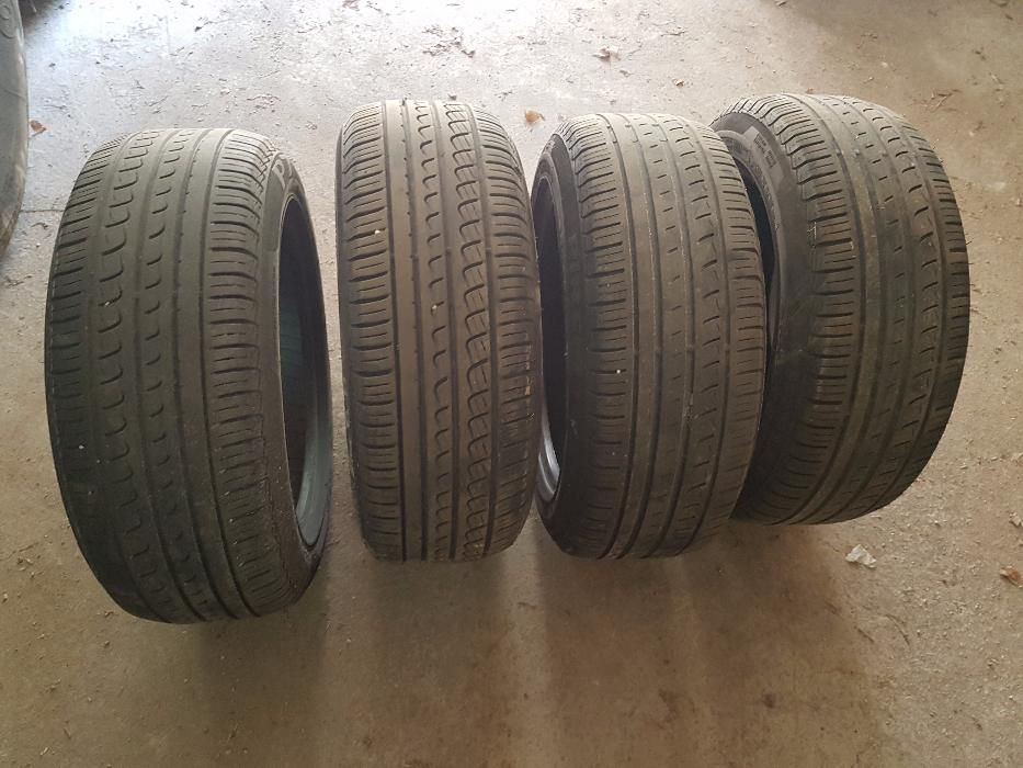 4 Гуми Pirelli P7 205/55/16