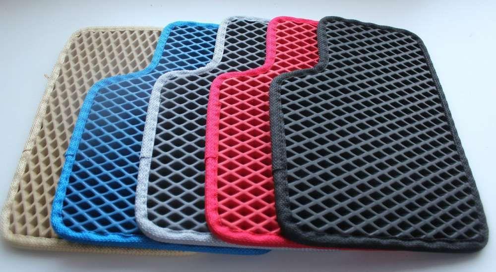 Модельные авто коврики (полики) EVA в салон и багажник