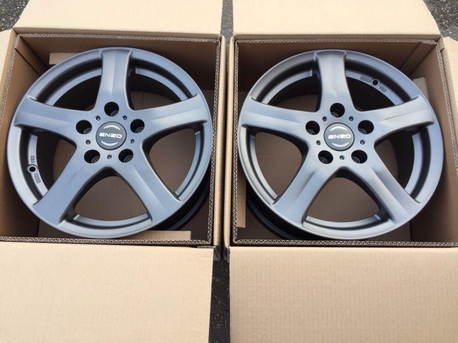 Set jante aliaj 5x112 R15 Enzo pentru VW; Audi; Skoda; Mercedes; Seat