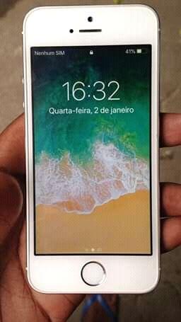 Iphone 5s tem 16gb